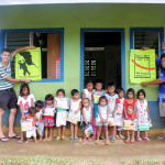 02/2014: Hernani, Gawad-Kalinga: Village Sibol-Kids_Schoolsupplies. With Joseph and Patrick.