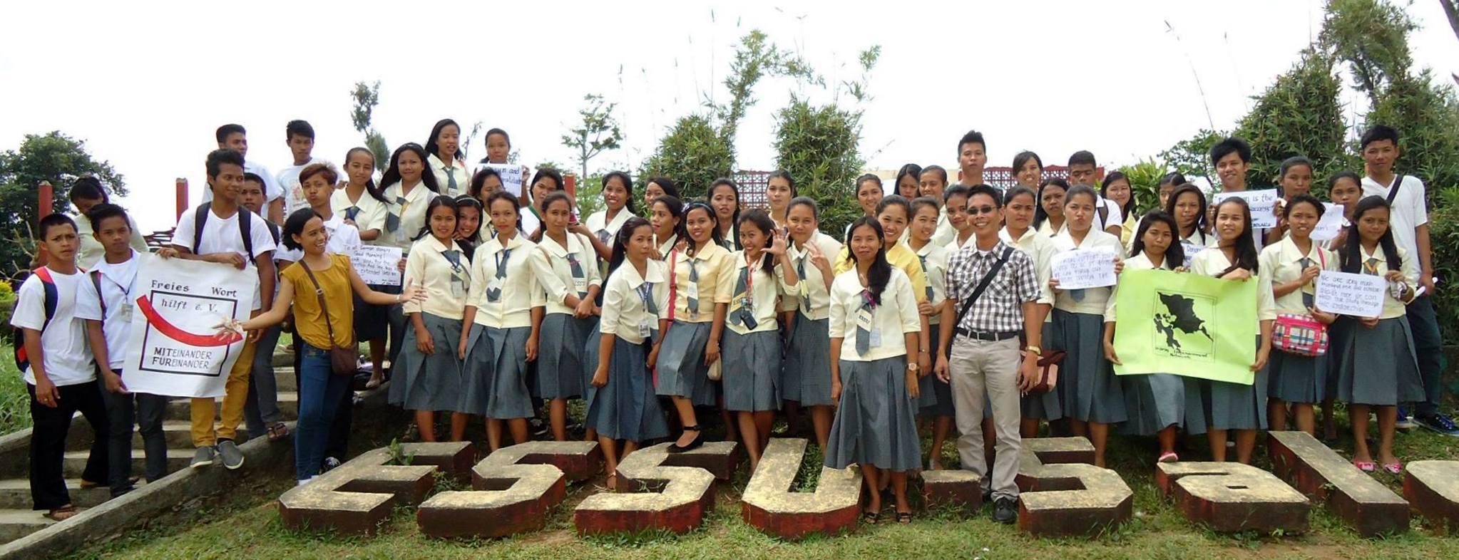 05/2015: Third semester of WEN-scholarship at the ESSU Salcedo
