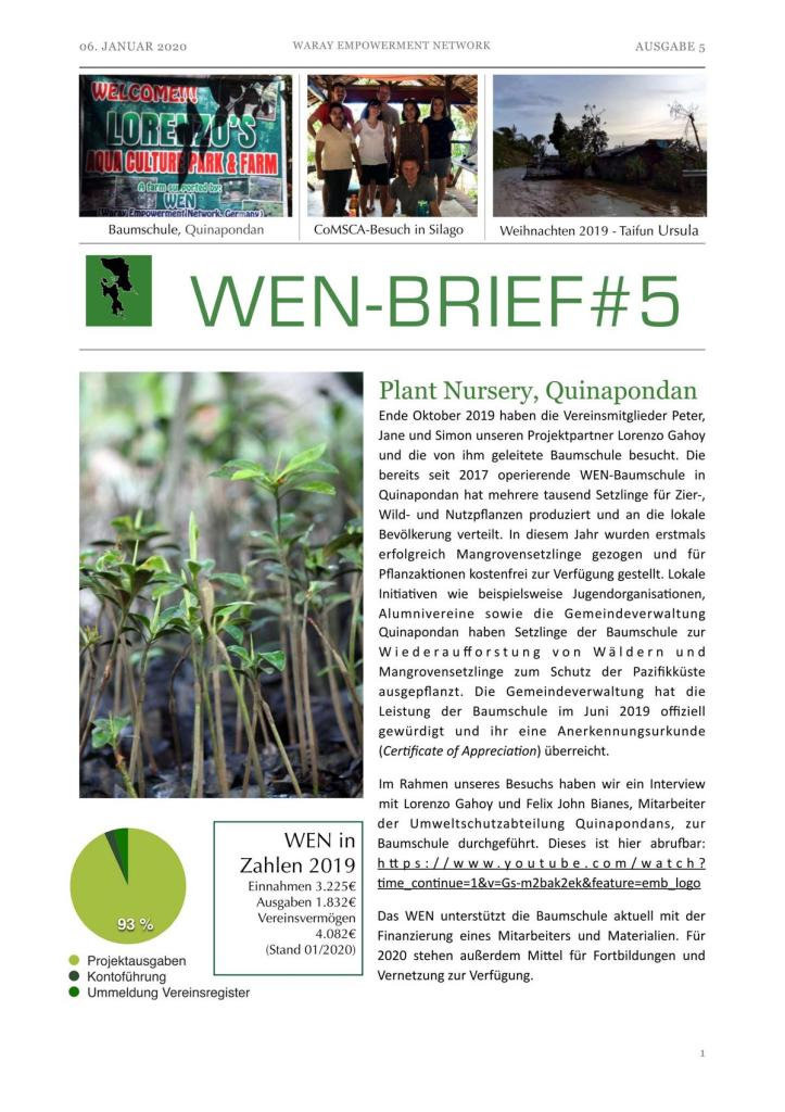 Newsletter 5, Jan20 - WEN-Brief_01